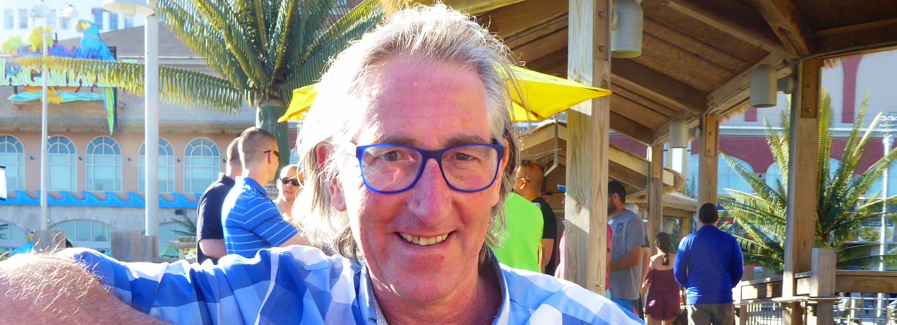 Peter van Hoeve op Radio Apeldoorn
