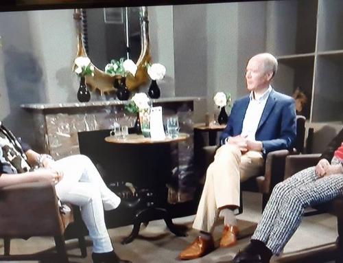 Centaurea op TV-Apeldoorn