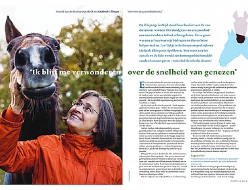 Interview Liesbeth Ellinger in Vruchtbare Aarde