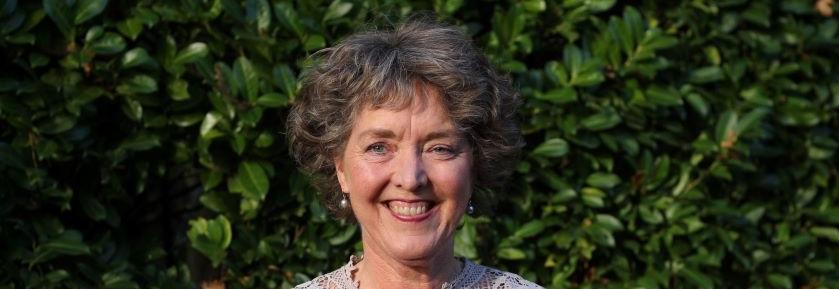 Erna Herberts, haptonomisch werkend fysiotherapeute
