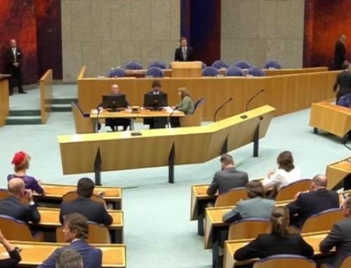 Vragen gesteld in het Parlement